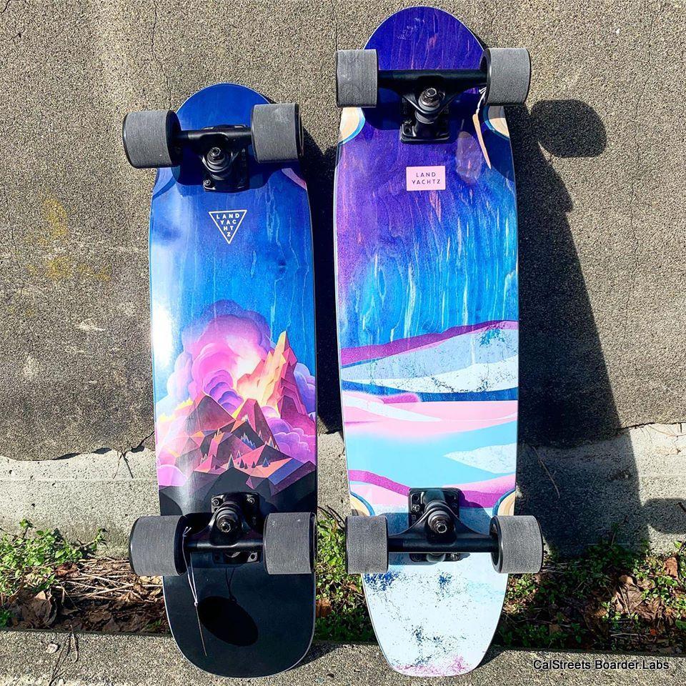 CalStreets BoarderLabs Skateshop SKU-504177