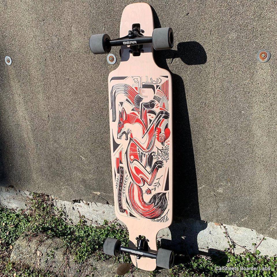 CalStreets BoarderLabs Skateshop SKU-504178