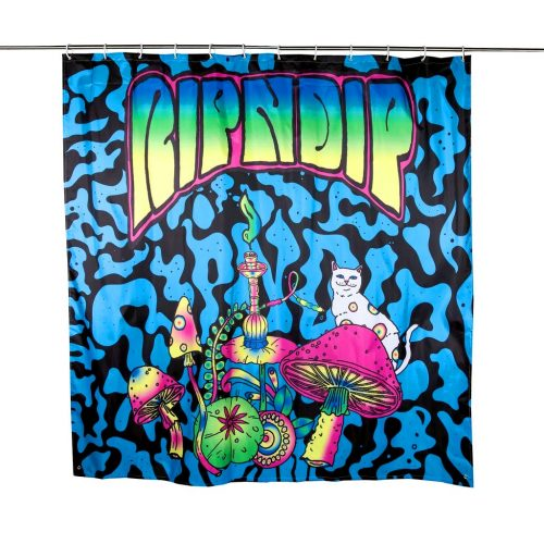 Rip N Dip Psychedelic Shower Curtain Canada Online Sales Vancouver Pickup