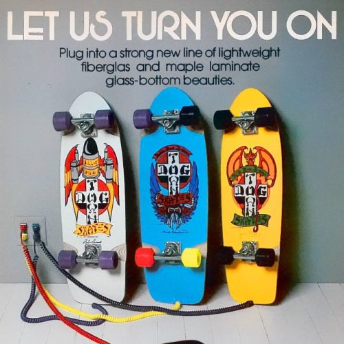 Dogtown Skateboards Canada Pickup Vancouver