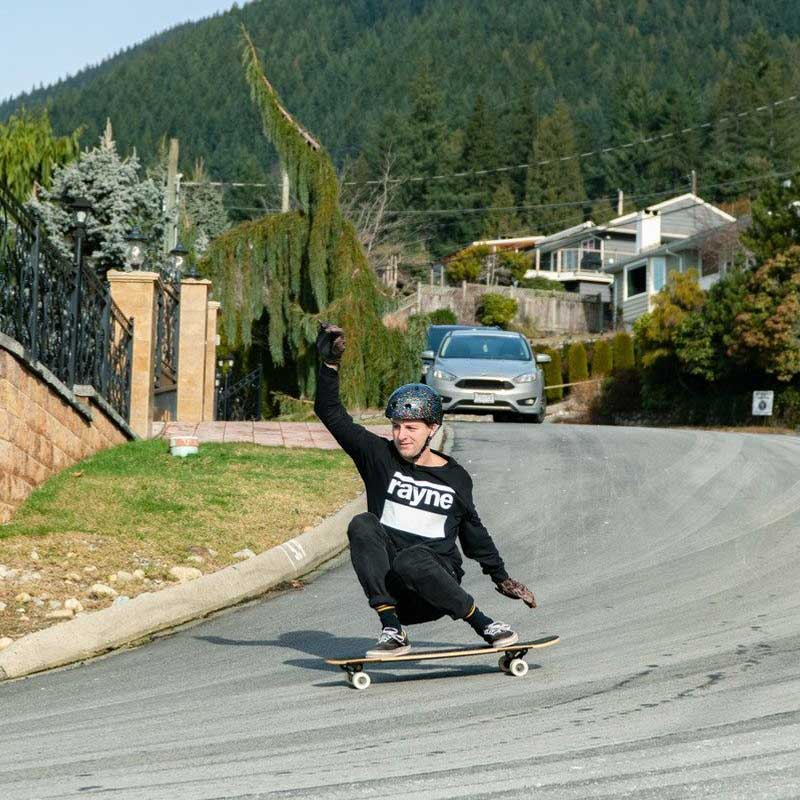 Rayne Longboards Canada Online Sales Vancouver Pickup