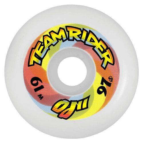 61mm OJ ii Team Rider Speedwheels Reissue Original White 97a OJ Canada Online Sales Vancouver Pickup