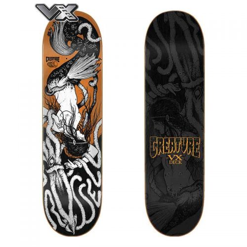 CREATURE VX DECK RUSSELL RAVAGE 8.6x32.11 Canada Online Sales Vancouver Pickup