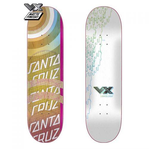 SANTA CRUZ SKATEBOARDS VX DECK FRAMEWORK DOT 8.25x31.8 Canada Online Sales Vancouver Pickup