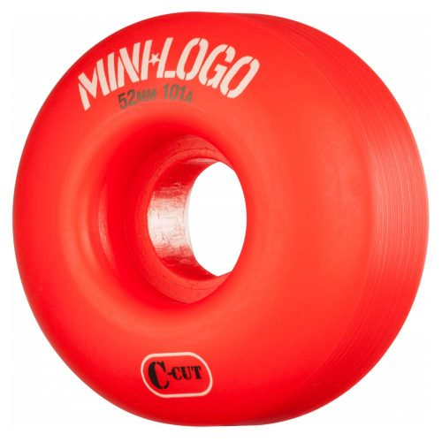 MINI LOGO SKATEBOARD WHEELS C CUT 52MM 101A RED Canada Online Sales Vancouver Pickup