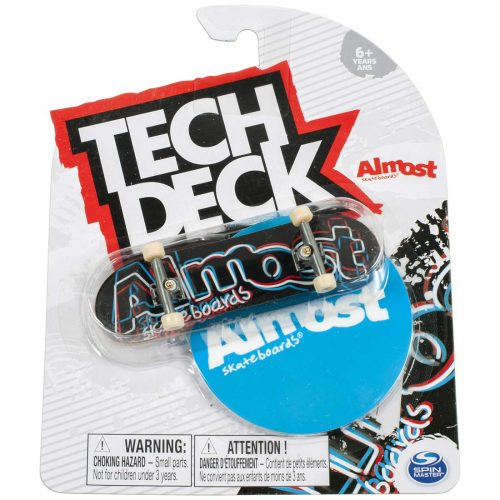 Tech Deck Almost Neon Logo Complete Canada Online Sales Vancouver Pickup