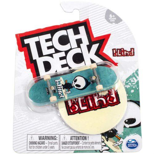 Tech Deck Blind Tj Rogers Og Reaper Complete 96mm X 26mm Fingerboard