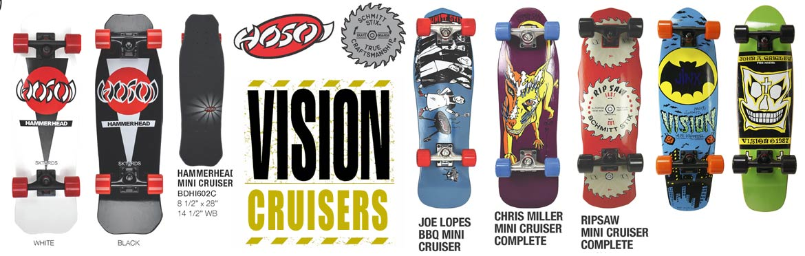 Vision Hosoi Schmitt Skateboards Completes Canada Pickup Vancouver