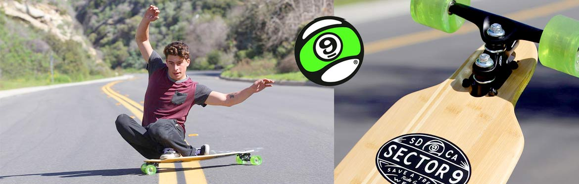 Sector 9 Monsoon Shoots Longboard Complete Canada Pickup Vancouver