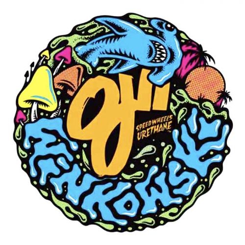 OJ Wheels Winkowski Sticker Canada Online Sales Vancouver Pickup