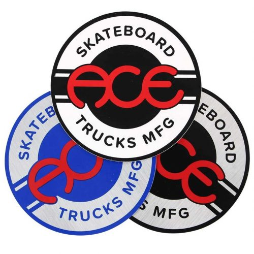 Ace Trucks Seal Sticker 4 inch Canada Online Sales Vancouver Pickup