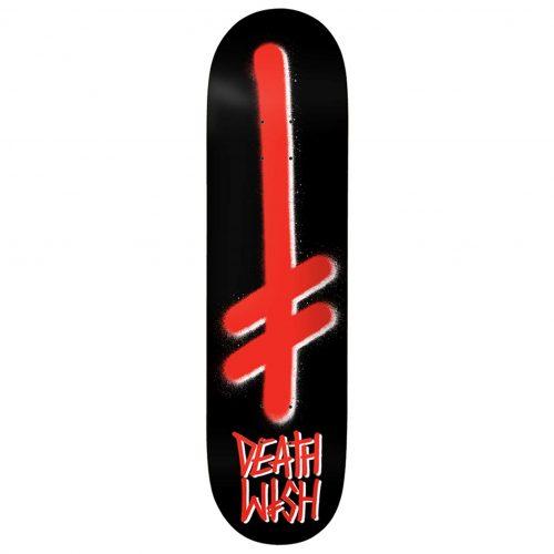 Deathwish OG Gang Logo 8.5 Black Red Canada Online Sales Vancouver Pickup