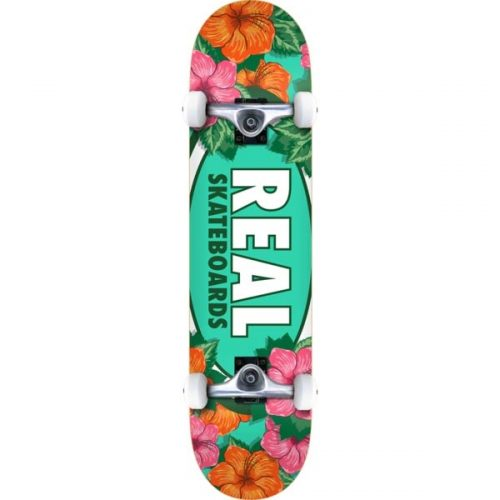 Real Oval Blossom Skateboard Complete Canada Online Sales Vancouver Pickup