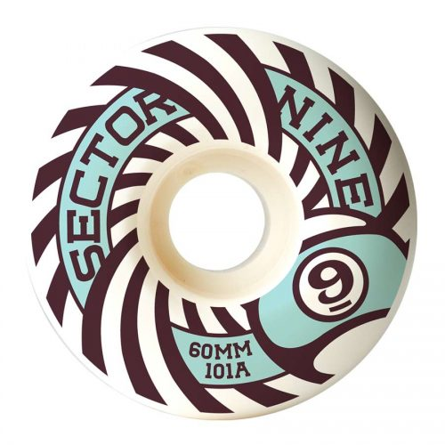 Sector 9 Park 60mm 101a Park Formula White Canada Online Sales Vancouver Pickup