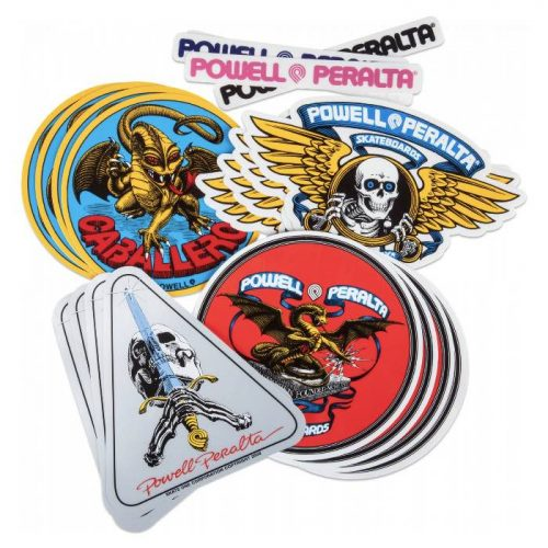 Powell Peralta Stickers Canada Online Sales Vancouver Pickup