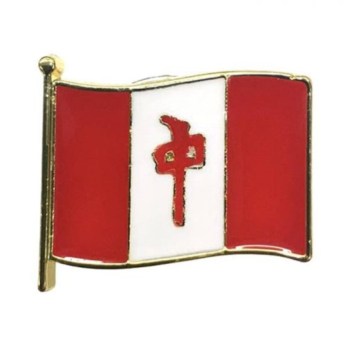 RDS Canadian Flag Pin Canada Online Sales Vancouver Pickup