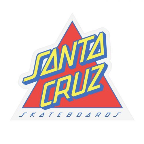 Santa Cruz Not A Dot Sticker Canada Online Sales Vancouver Pickup