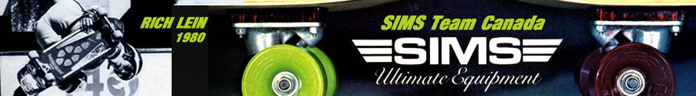 Sims Skateboard Team Canada Pickup Vancouver