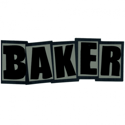Baker Sticker Canada Pickup Vancouver