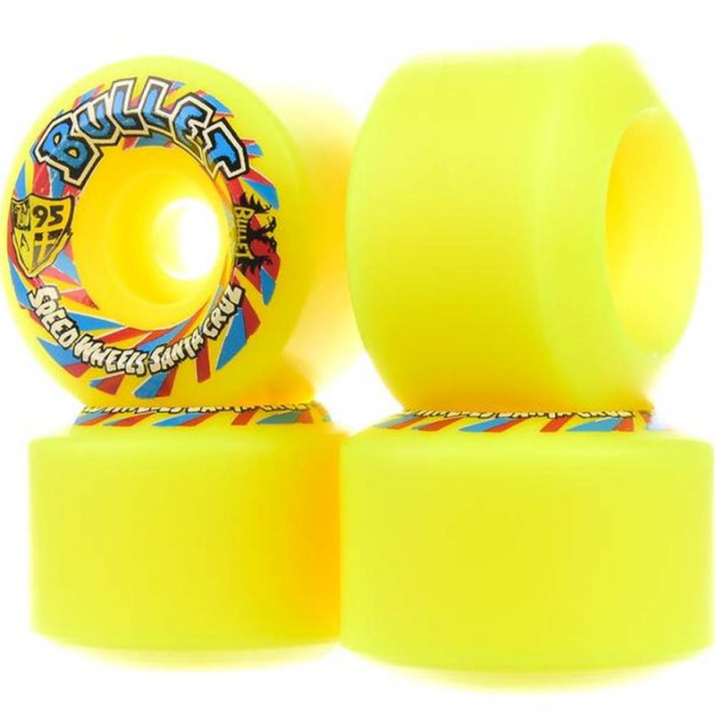 Bullet 60mm Church Glass Speedwheels Reissue yellow 95a Canada Online Sales Vancouver Pickup