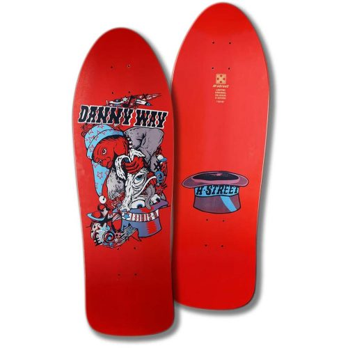 H-Street Danny Way Rabbit in the Hat red Canada Online Sales Vancouver Pickup