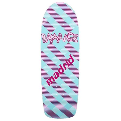 "Madrid X Stranger Things 3 - Max Rampage Official Replica 9.5"" x 29.25"" DECK"