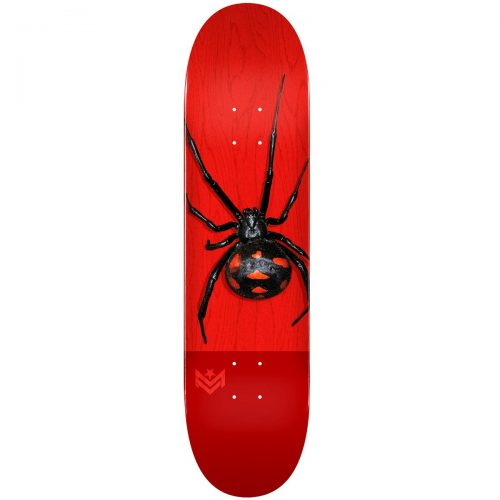 "MINI LOGO POISON ""16"" SKATEBOARD DECK 242 K20 BLACK WIDOW 8 Canada Online Sales Vancouver Pickup Warehouse"