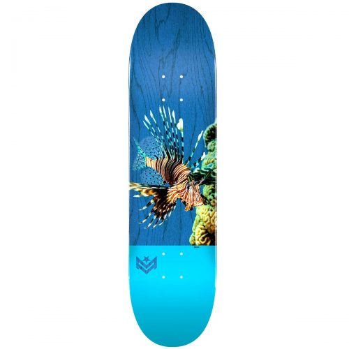 "MINI LOGO POISON ""16"" SKATEBOARD DECK 242 K20 LION FISH 8 X 31 Canada Online Sales Vancouver Pickup"