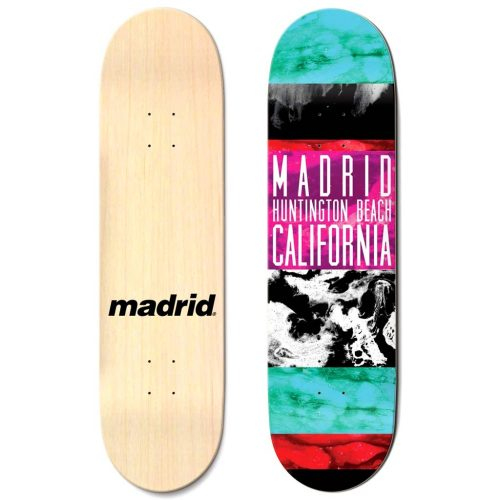 Madrid Layers Skateboard Deck Canada Online Sales Vancouver Pickup