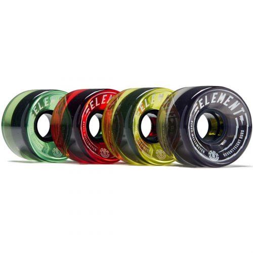 Element Rasta Cruiser Wheels 60mm 78a Canada Online Sales Vancouver Pickup