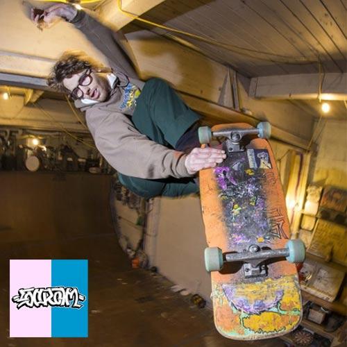 Scram Skates Canada Pickup Vancouver