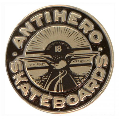 Antihero Stay Ready Pin Canada Online Sales Vancouver Pickup
