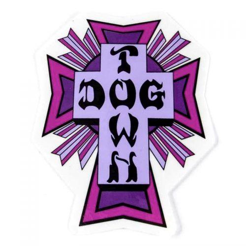 Dogtown Cross Logo Sticker Canada Online Sales Vancouver Pickup