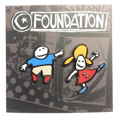 Foundation Super Co. Whippersnappers Pin Set Canada Online Sales Vancouver Pickup