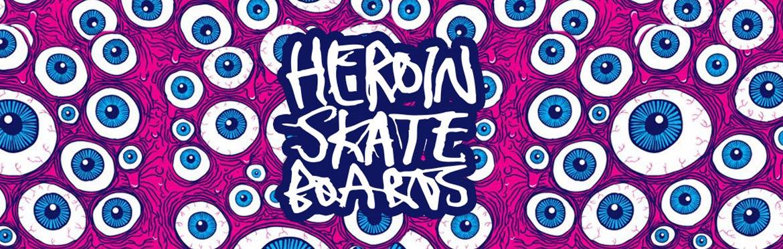 Heroin Skateboards Canada Pickup Vancouver