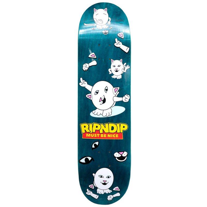 "ripndip nerm story skateboard deck 8.0"" Canada Online Sales Vancouver Pickup"