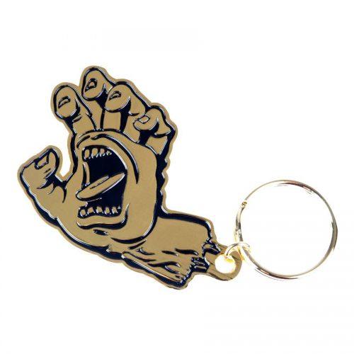 Santa Cruz Screaming Hand Keychain Canada Online Sales Vancouver Pickup