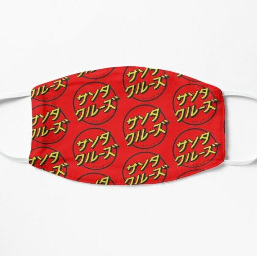 Santa Cruz Japan Dot Face Mask Canada Online Sales Vancouver Pickup