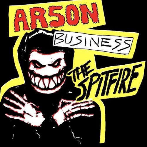 Spitfire Arson Business Canada Online Sales Vancouver Pickup