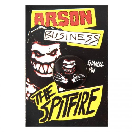Spitfire Arson Business Pin Canada Online Sales Vancouver Pickup