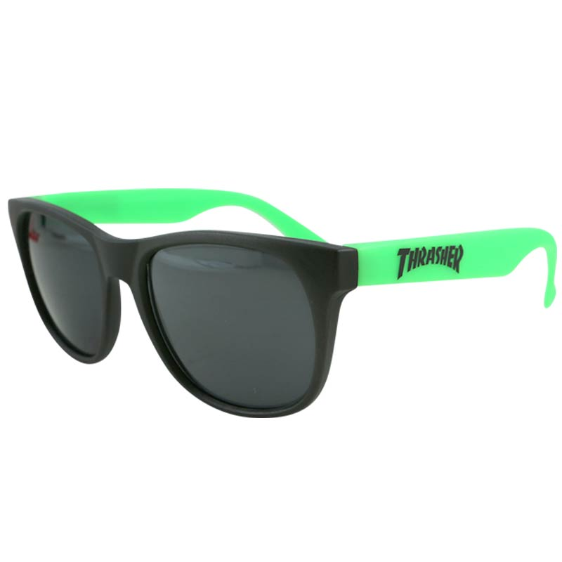Thrasher Sunglasses UV400 Neon Green Canada Online Sales Vancouver Pickup