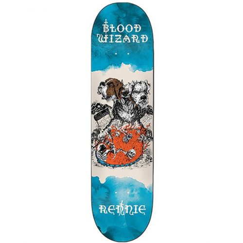 Blood Wizard Badlands Dogs Tristan Rennie Skateboard Deck 8.75 x 32.125 Canada Online Sales Vancouver Pickup Warehouse Distributor