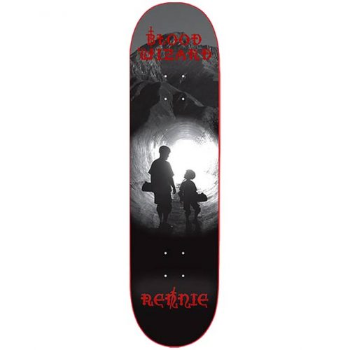 Blood Wizard Tristan Rennie Baldy Skateboard Deck 8.5 x 31.875 Canada Online Sales Vancouver Pickup Warehouse Distributor
