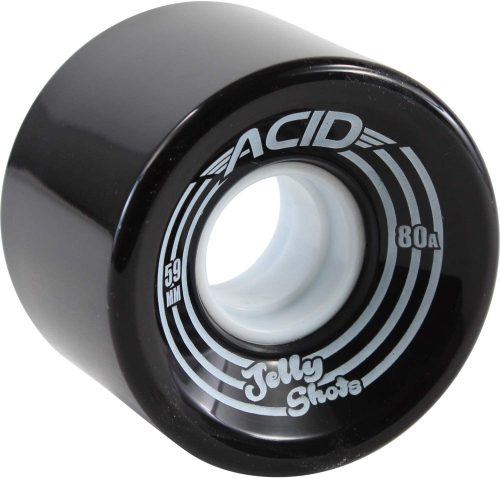 Acid Jelly Shots 59mm 80a Black Canada Online Sales Vancouver Pickup Warehouse Distributor
