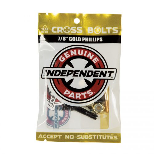 Indy Skateboard hardware Black Gold Canada Pickup Vancouver