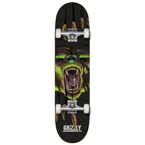 Grizzly Complete Zombear 7.75 Skateboard Canada Online Sales Vancouver Pickup Warehouse Distributor