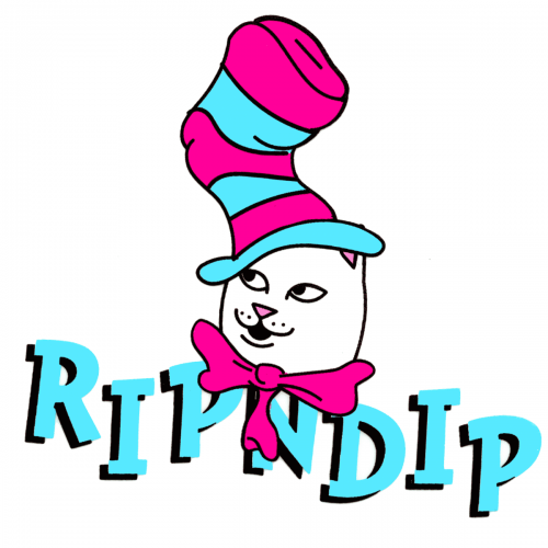 RIP N DIP STICKERS Canada Pickup Vancouver Distributor