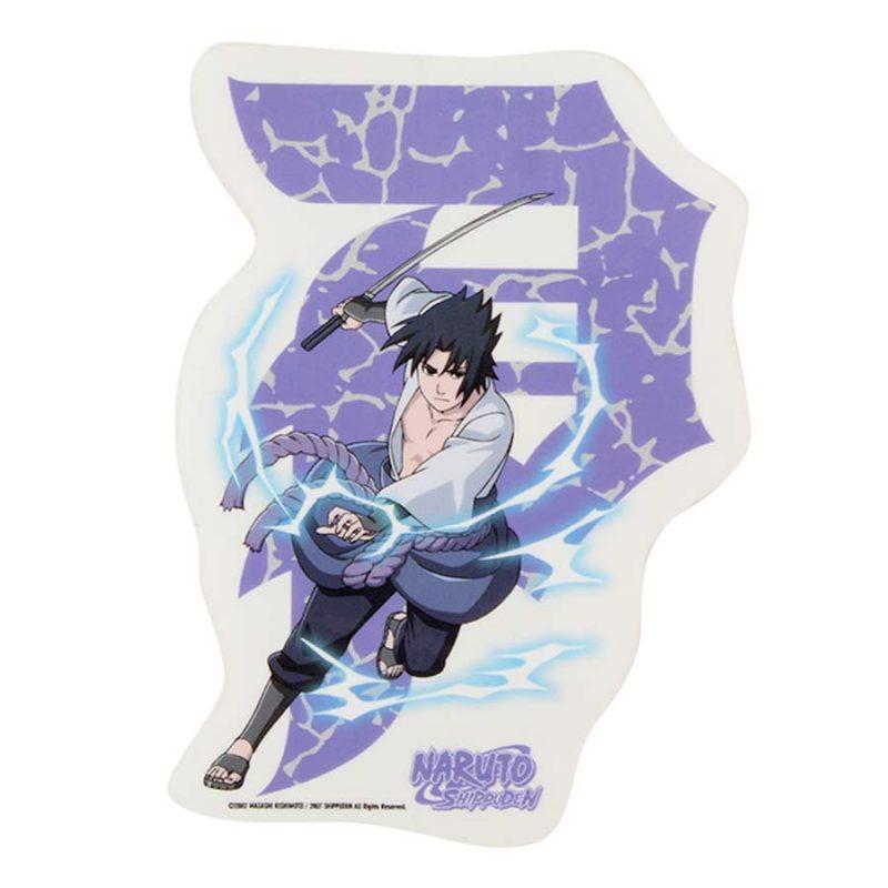 Primitive x Naruto Sasuke Dirty P Sticker Canada Online Sales Vancouver Pickup