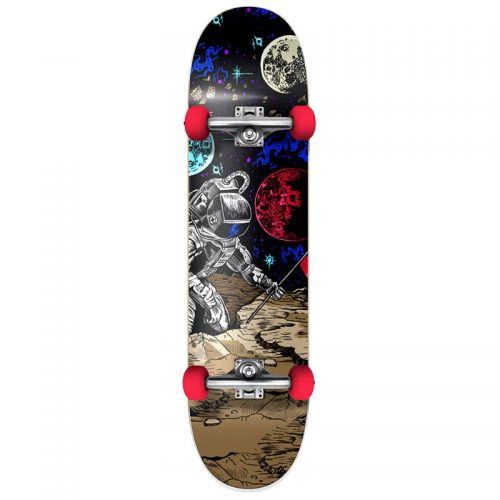 RDS COMPLETE SPACE FORCE 8 Skateboard Canada Online Sales Vancouver Pickup Warehouse Distributor