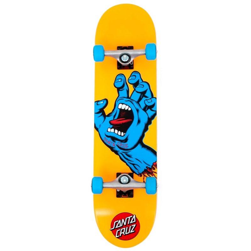 Santa Cruz Screaming Hand Complete Mid 7.8 x 31 Canada Online Sales Vancouver Pickup Warehouse Distributor